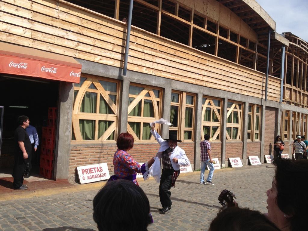 Cuena, chilean national dance