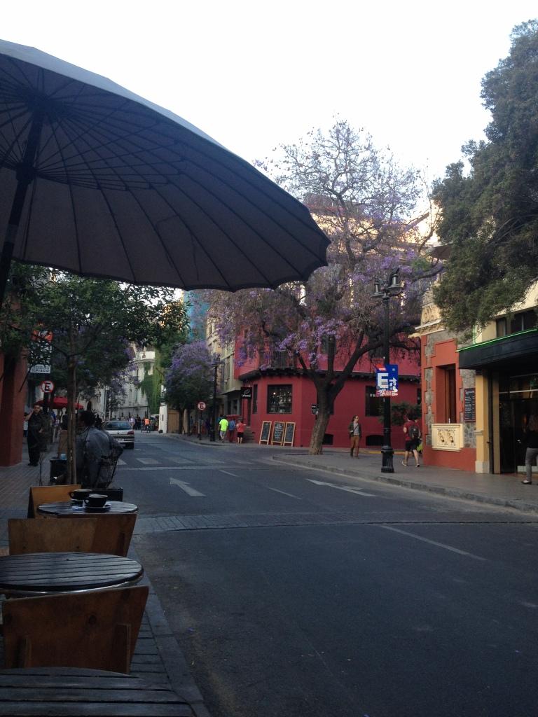 Barrio Lastarria, Santiago